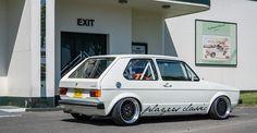 VW Golf Mk1.5