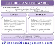 Futures and Forwards are derivative contracts, whose value derives from performance of its underying assets such as stocks, index, interest rate and so on. Accounting Notes, Accounting Student, Accounting And Finance, Learn Accounting, Money Management, Business Management, Project Management, Finance