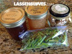 lassensloves.com, Lassen's, Lassens, preserving food, homemade jam, candied+ginger