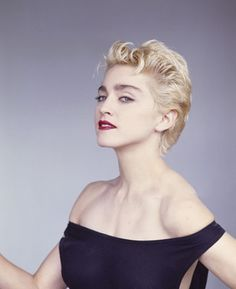 Madonna Herb Ritts, 1987