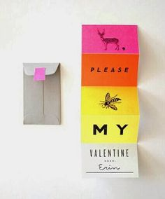 Clever Valentine's Day card