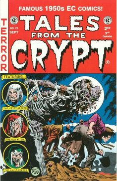 Tales from the Crypt No. 21