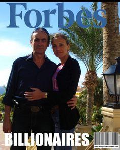 My Fake Magazine Cover