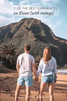 We've assembled 7 of the Best Experiences on Kauai to make planning your next trip to Kauai a breeze. Don't miss out on these incredible experiences. Travel Guides, Travel Tips, Free Travel, Kauai, Money Saving Tips, Trip Planning, Breeze, Places To Travel, Wander