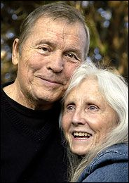 Billy Jack and Jean - Delores Taylor and Tom Laughlin  - still together after all these years