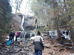 Romania, Mount Rushmore, Waterfall, Mountains, Nature, Travel, Naturaleza, Viajes, Waterfalls
