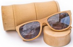 #Eco Friendly Eyewear, compay Paruchute enters the eyewear market with first high-end handmade bamboo #frames.