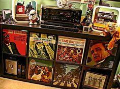 Coleção de LPs