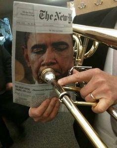 Looks like a pretty decent embouchure.