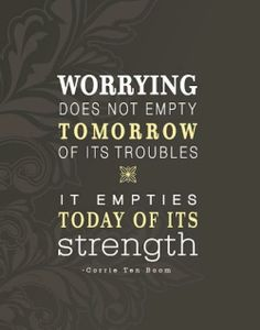 hiding places, remember this, quotes, wisdom, corrie ten boom, thought, inspir, worri, live