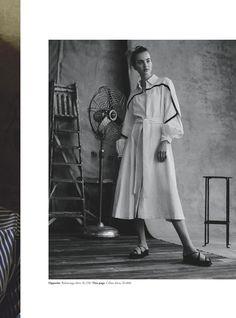 Maartje Verhoef - Vogue Australia May 2017