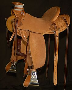 """The Wade"" saddles made by Freckers Saddlery"