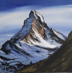 Acryl auf Leinwand Mount Everest, Mountains, Nature, Travel, Canvas, Naturaleza, Viajes, Destinations, Traveling