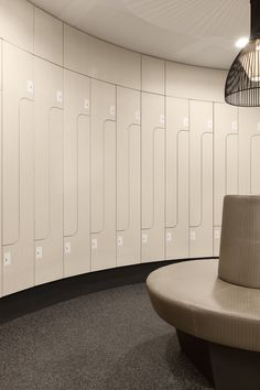 Freshwater Place EOT Lockers - Google Search Commercial Interior Design, Office Interior Design, Office Interiors, Room Interior, Pool Changing Rooms, Office Lockers, Locker Designs, Washroom Design, Gym Room