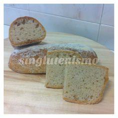 Hay que ver el revuelo que se ha armado en las redes sociales por subir las fotos de estos panes. Pensaba publicar la receta de pan de chapata sin gluten enseguida, como hago siempre que consigo una receta nueva que creo que puede interesarle a mucha gente, pero ¡¡qué presión, por favor!! Para que no … Pan Sin Gluten, Vegan Gluten Free, Bread, Cooking, Health, Food, Gluten Free, Gluten Free Scones, Gluten Free Vegan