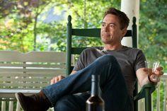 "From ""The Judge"": Robert Downey Jr. as Hank Palmer"