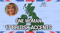 A Verbal Tour of the British Isles By Regional Accent Siobhan Thompson gives a wonderful verbal tour of the British Isles, performing 17 of the regional accents found in the United Kingdom and Ireland. British Accent, American English, British Isles, Comedians, About Uk, Britain, United Kingdom, Acting, The Unit