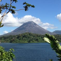 Arenal (Costa Rica) Volcano - I will be seeing this next week!! :)