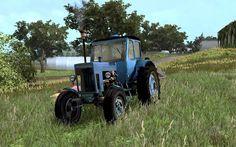MTZ 50 - http://fs15world.com/tractors/mtz-50-mod
