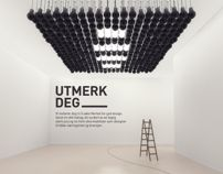 The Norwegian Design Council by Kim Holm, via Behance