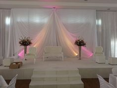 Stage Draping Draping, Event Design, Stage, Curtains, Home Decor, Blinds, Decoration Home, Room Decor, Home Interior Design