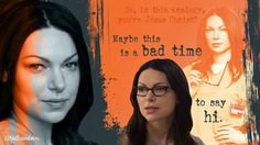 """:) Alex Vause...oh god, """"maybe this is a bad time to say hi"""" i loved that moment so much"""
