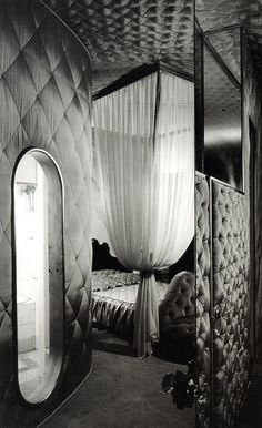 Carlo Mollino, Casa Devalle (The House of Oblivion), 1939