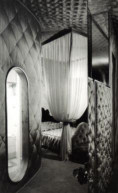 Carlo Mollino, Casa Devalle (The House of Oblivion), 1939