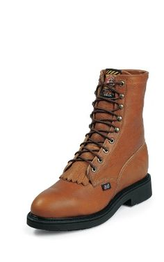 Justin Original Workboots #766 COPPER CAPRICE