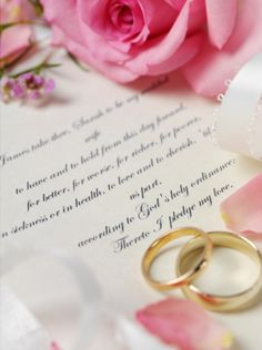 With This Ring, I Thee Wed. While wedding trends and fashions come and go, the wedding ring remains steadfast as the symbol of eternal love. At Juliette Weddings, LLC, we believe that this unbroken circle, representing a lifetime commitment to the marriage and to one another, will never be out of style!