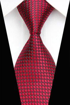 DEAL OF THE WEEK: Classic Silk Men's Business Luxury Necktie