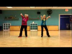 DON'T STOP THE PARTY - CHOREOGRAPHY BY THE ZUMBA ROSES