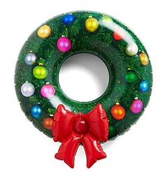 dci inflatable wreath this is an amazon affiliate link