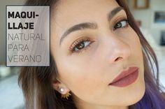 Tutorial de maquillaje natural perfecto para verano