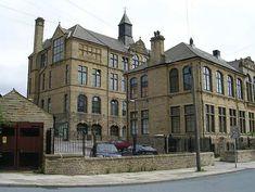 Grammar School, Bradford, Street View
