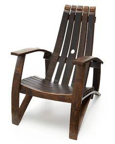 Outdoor Morris chair?