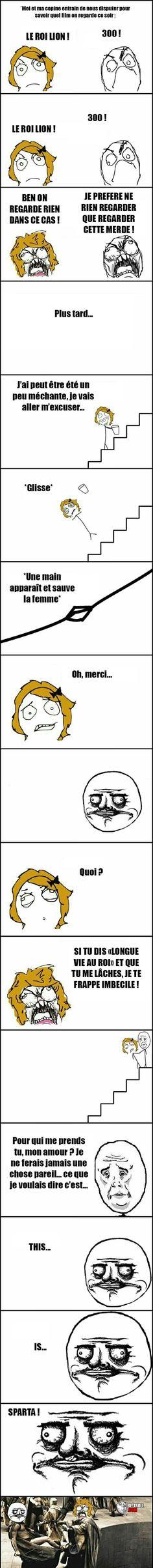 Quand je me dispute avec ma copine... - Be-troll - vidéos humour, actualité insolite