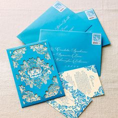 Brides: Our Ultimate Guide to Invitations | Wedding Style | Brides.com