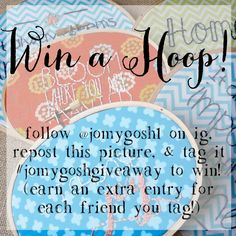 I'm giving away a #milso inspired hoop of your choice! Click for details! (Giveaway runs thru Thurs, July 3.) #giveaway #milspouse #inspirational #quotes #milfam #handmade #hoopart