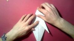 #8 Origami blue shark be Robert Lang (part 1 of 2) -Yakomoga Origami tut... Part 2: https://www.youtube.com/watch?v=amXL_Mqjh_4