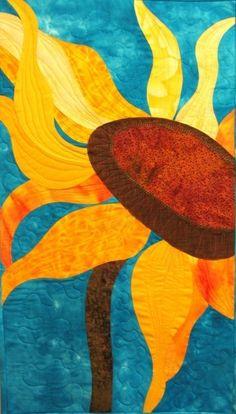 My favorite summer flower...sunflowers.