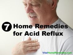 Home Remedies for Acid Reflux.  Baking soda is best and cheapest.  ALWAYS works, and in an instant. . . .#health . . .#wellness