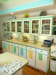 Sweet cabinets