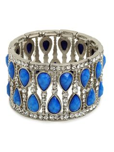 the azure glitz cuff is just so glam #summersale