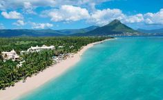 Sugar Beach Resort Mauritius - this beach is so beautiful! #relax #bucketlist