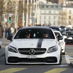 Fancy Cars, Cool Cars, C 63 Amg, Custom Muscle Cars, Luxury Cars, Luxury Travel, Mercedes Benz Amg, Amazing Cars, Cars And Motorcycles