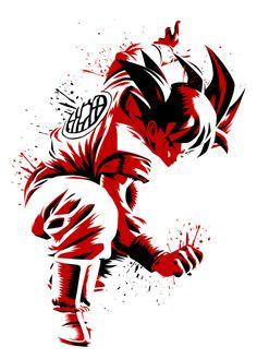 Son Goku, born Kakarot, is a male Saiyan and the main protagonist of the Dragon Ball metaseries created by Akira Toriyama Dragon Z, Dragon Ball Gt, Goku Drawing, Goku Wallpaper, Anime Tattoos, Poster S, Art Graphique, Zbrush, Sketches