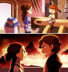 Anakin and Padme: The Gallery
