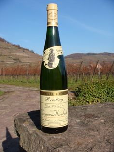 the wines of Domaine Weinbach