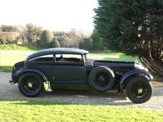 "1951 Bentley Speed-Six ""Blue Train"" by Racing Green Engineering, EZ"